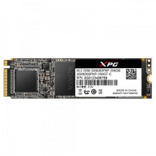 ADATA XPG SX6000 PRO PCle NVMe M.2 256 GB Laptop Internal Solid State Drive (ASX6000PNP-256GT-C)