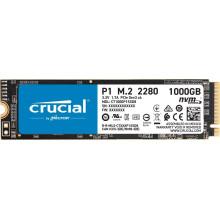 Crucial P1 1000GB M.2 NVMe  INTERNAL SSD (CT1000P1SSD8)