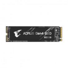 Gigabyte Aorus 500GB M.2 NVMe Gen4 Internal SSD