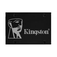 """Kingston 512GB KC600 SATA 3 2.5"""" Internal SSD (SKC600/512G)"""