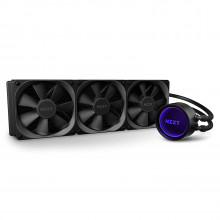 Nzxt Kraken X73 360mm - RL-KRX73-01 - AIO RGB CPU Liquid Cooler - Rotating Infinity Mirror Design