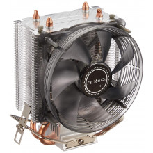 Antec A30 CPU Cooler with Straight Touch Copper Heat Pipes Compatible with Intel and AMD