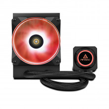 Antec Kuhler H2O K Series K120 RGB All in One CPU Cooler with Powerful Liquid CPU Cooler (K120 RGB)