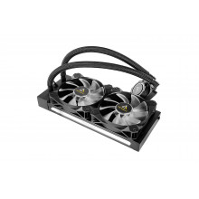 Antec Kühler H2O K Series K240 RGB All in One CPU Cooler with Powerful Liquid CPU Cooler (K240 RGB)
