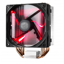 Cooler Master Hyper 212 LED CPU Air Cooler with 4 Direct Contact Heat Pipes and 120mm LED Fan
