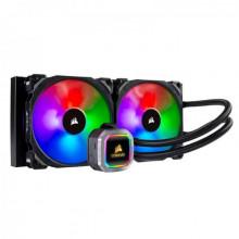 Corsair Hydro Series H115i RGB Platinum Liquid CPU Cooler - Black