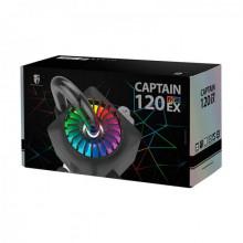 Deepcool GamerStorm Captain 120 EX RGB,ALL IN ONE 120MM CPU LIQUID COOLER (DP-GS-H12L-CT120RGB)