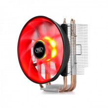 Deepcool Gammaxx 300 Red LED,120MM CPU AIR COOLER WITH RED LED (DP-MCH3-GMX300RD)