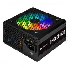 Corsair CX650F RGB 80 Plus Bronze SMPS