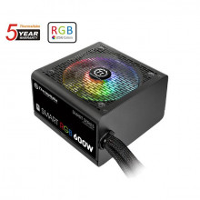 Thermaltake Smart RGB 600W 80 PLUS 230V Standard Certified SMPS