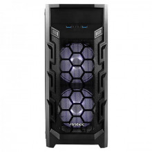 Antec GX202 Blue LED (Black)Mid Tower Supports ATX/Micro-ATX/ITX Computer Cabinet