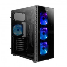 Antec NX210 Mid Tower Supports ATX/Micro-ATX/ITX Computer Cabinet with 4 x 120mm ARGB Fans