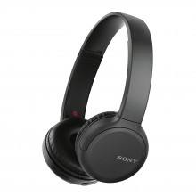 Sony WH-CH510 Wireless Headphones - Black