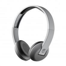 Skullcandy S5URW-K609 Uproar Wireless On-Ear Headset with Mic (Street Gray)