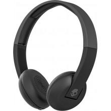 Skullcandy S5URW-K609 Uproar Wireless On-Ear Headset with Mic (Grey Black)