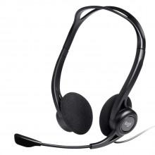 Logitech H370 USB Digital Audio Computer Headset (Black)