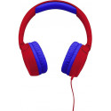 JBL JR300 Wired Headset without Mic  (Red, On the Ear)
