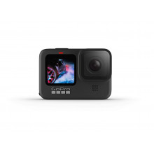 GoPro HERO9 Black Waterproof Action Camera with Touch Screen
