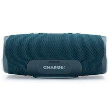 JBL Charge 4, Wireless Portable Bluetooth Speaker, JBL Signature Sound with Powerful Bass Radiator, 7500mAh Built-in Powerbank,