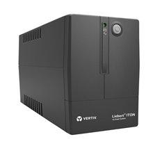 VERTIV liebert iTON CX 600 VA Linee Interactive UPS (Black)