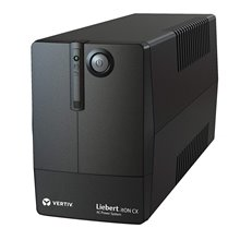 VERTIV Liebert ITON CX 1000VA UPS, an Effective Power Backup for Home Office, Desktop PC & Your WiFi Router