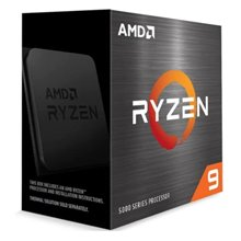 AMD Ryzen 9 5950X Processor (16 Cores 32 Threads with Max Boost Clock of 4.9GHz, Base Clock of 3.4GHz and 72MB Game Cache)