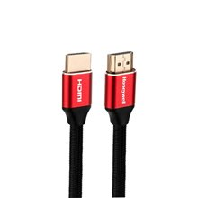 Honeywell 8K Ultra High Speed HDMI Ver 2.1 Cable with ethernet-2M