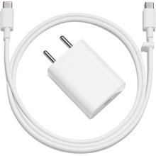 Google G1000-IN 18 W 3.6 A Mobile Charger with Detachable Cable  (White)