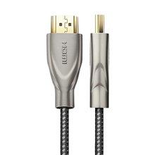 UGREEN HDMI Carbon Fiber Zinc Alloy Cable 5m (Gray)