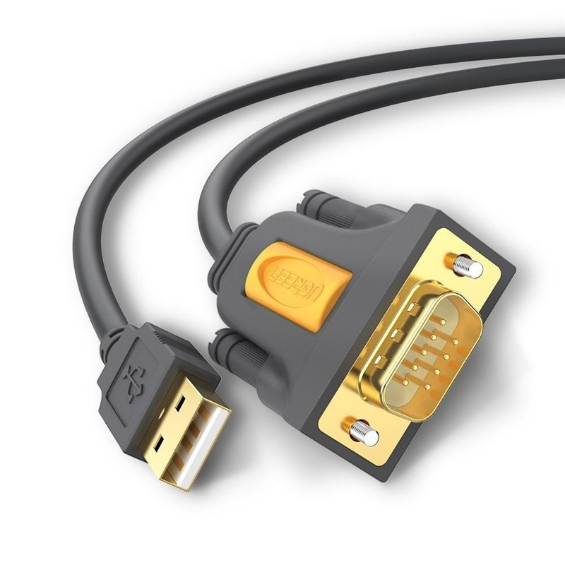 Ugreen USB 2.0 to RS232 DB9 Serial Cable