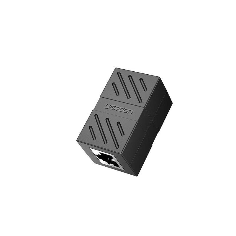 Ugreen Cat 5/ Cat 6 /Cat7 RJ45 Ethernet Cable Coupler/Extender ( Pack of 2)