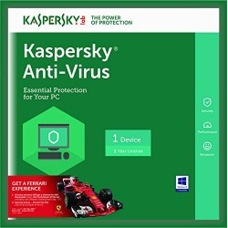 Kaspersky Antiirus 1 Device License