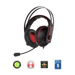 ASUS CERBERUS V2 GAMING HEADSET (RED)