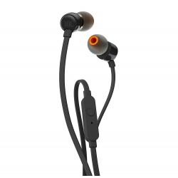 JBL T110 Black Headphone with Mic