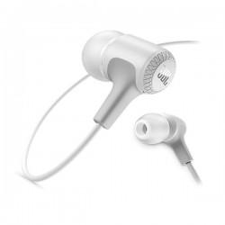 JBL E15 in-Ear Headphones with Mic (White)