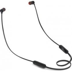 JBL T110BT Wireless In-Ear Headphones- BLACK (T110BTBLK)