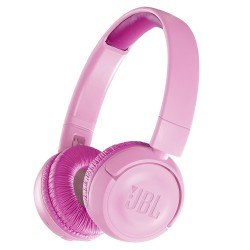 JBL Kids On-Ear Bluetooth Headphones JR300BT (PINK)