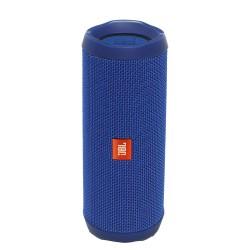 JBL Flip 4 Portable Wireless Speaker with Powerful Bass & Mic (Blue)