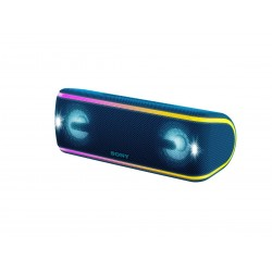 Sony SRS-XB41 Extra Bass Portable Waterproof Wireless Speaker with Bluetooth and NFC (Blue)