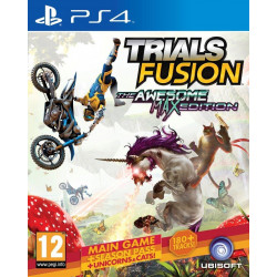 Trials Fusion: The Awesome Max Edition (PS4)