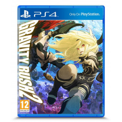 Gravity Rush - 2 (PS4)