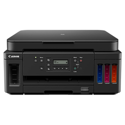 Canon G6070 Refillable Ink Tank Wireless all in One Printer