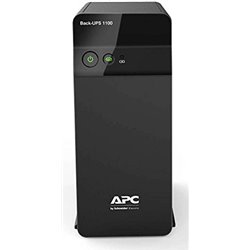 APC BX1100C-IN 1100VA/660W UPS System for Personal Computers, Home Entertainment Network, Gaming Consoles