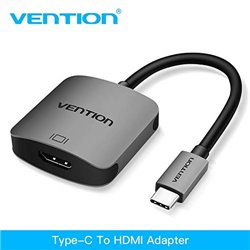 VENTION USB Type C to HDMI Connecter | Type C to HDMI Cable Converter | Type C HDMI Converter | Type C Connector