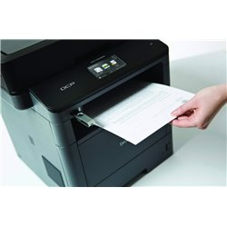 Brother DCP-L5600DN Monochrome Multifunction Laser Printer with Auto Duplex Printing & Network.