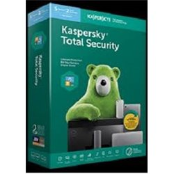 Kaspersky Total Security 1U CD