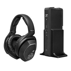 Sennheiser RS175 Digital Wireless Headphone - Black