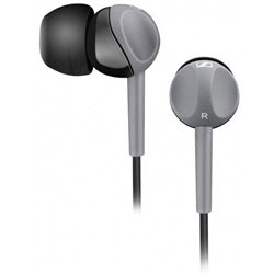 Sennheiser CX 180 Street II In-Ear Headphone (Black), without Mic