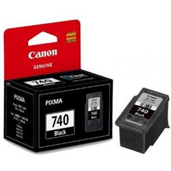 Canon PG-740 Ink Cartridge (Black)