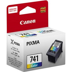 Canon CL-741 Inkjet Cartridge (Color)